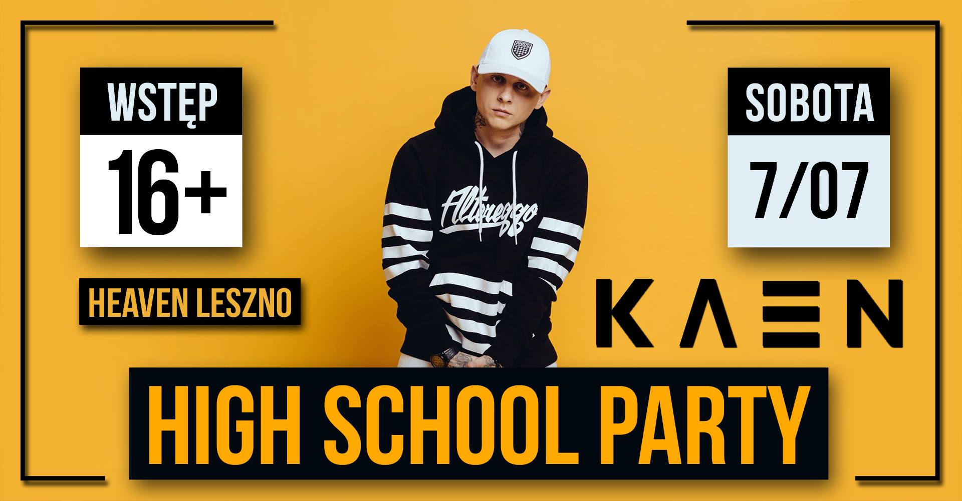 KAEN Live ★ High School Party 16+